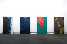 Alessandro Piangiamore | Re-generation, exhibition view at MACRO, Rome. Photo: Giorgio Benni