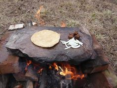 stone cooking   ... cook Pizza and I can set the coffee pot on the stone to cook coffee
