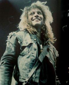 Jon Bon Jovi <3<3<3
