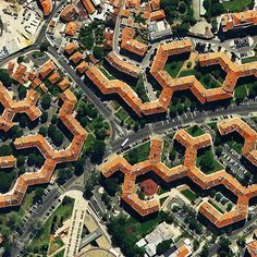 #residential buildings in #portugal