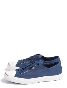 Converse Jack Purcell Sneakers - A classic, athletic inspired sneaker from Converse. We'll be pairing these with our favorite jeans and a tee all season long.