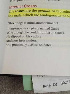 22 Hilarious Excerpts Out of Textbooks 18 - https://www.facebook.com/diplyofficial