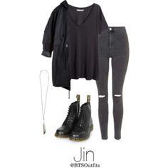 I NEED U Inspired: Jin