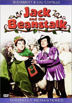 Jack and the Beanstalk - Abbott and Costello
