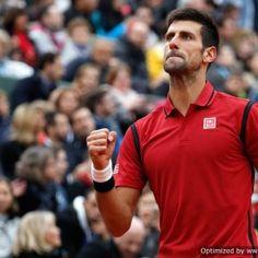 novak djokovic en finale de Roland Garros