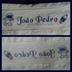 Toalha de banho Joao Pedro