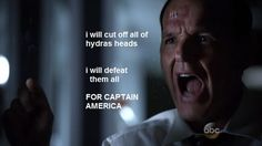 FOR CAPTAIN AMERICA || Phil Coulson || Agents of Frickle Frackle 2x11 Recap || #fanedit #humor