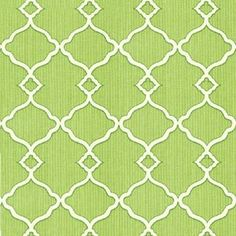 waverly chippendale fretwork fabric in grass. Would love to find something similar in mustard or navy.