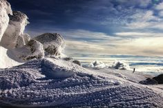 nature is so beautiful #nature #beautifullandscape #amazingview #snow #thegreatoutdoors