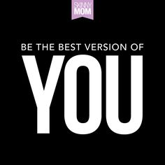 What's stopping you from being the best version of YOU today? #inspiration