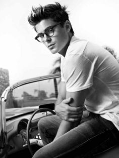 Hipster Zac Efron