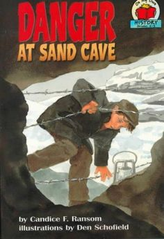 When his friend, Floyd Collins, becomes trapped in a cave in Kentucky in ten-year-old Arly places himself in great danger while trying to help with the rescue operation. Jamestown History, Founding Of Jamestown, Floyd Collins, Vintage Magazines, Used Books, Book Authors, Cave, Illustration, Fourth Grade