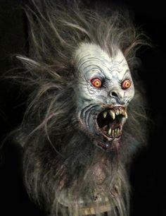 wish the eyes were a bit diff. Zombie Monster, Monster Mask, Arte Horror, Horror Art, Dark Fantasy Art, Dark Art, Vampires, Zombies, Scary Mask