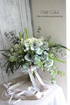Fabulous Greenery Foliage… Fabulous Greenery Foliage… – The Best Ideas Wildflower Bridal Bouquets, Cascading Bridal Bouquets, Bridal Bouquet Fall, Silk Wedding Bouquets, Fall Wedding Flowers, Bride Bouquets, Bridal Flowers, Flower Bouquet Wedding, Floral Wedding