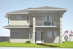 fachadas casas com varanda e garagem - Pesquisa Google