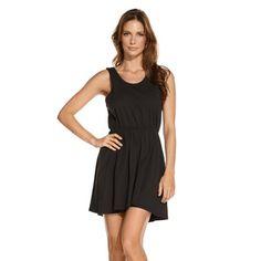 BACK BOW MINI DRESS - ondademar.com Back bow mini dress -100% premium cotton -elastic waistband -ties on back -cutout back