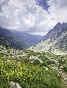 Valley of Gordolasque, Mercantour National Park, Provence-Alpes-Côte d'Azur
