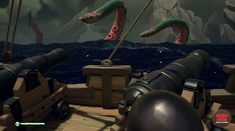 Sea of Thieves How to Fight the Kraken will show you where you can find the monster and how to defeat it, what is the best way to kill it. Sea Of Thieves Game, Kraken, Sci Fi, Science Fiction