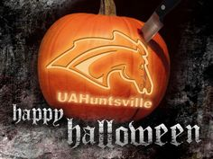 Happy Halloween from UAHuntsville!