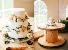 Outdoor Garden Wedding I spool I Rustic I Boho I Wedding Cake I Olive I Spring flowers I Dreamy