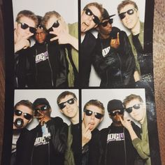 Love these guys ❤️ Vlog Squad, Squad Goals, British Youtubers, Shake Shack, My Boys, Fandoms, Guys, Friends, Amigos