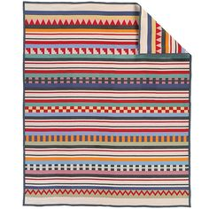 Amazon.com: Pendleton Blankets, Tamiami Trail Wool Queen Blanket: Home & Kitchen