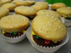 cheeseburger cupcake!