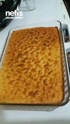 Triliçe Tatlısı (Tam Ölçülü Müthiş) Milk Dessert, Tres Leches Cake, Middle Eastern Recipes, Snacks, Lunches And Dinners, Beautiful Cakes, No Cook Meals, Macaroni And Cheese, Deserts