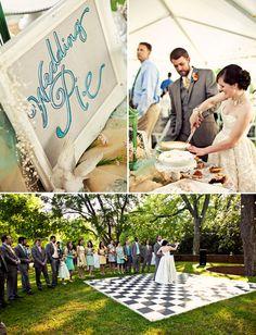 wedding on a budget blog. mostly DIY...endless creativity