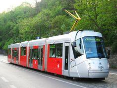 Tramway,Prague