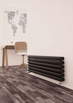 Carisa Tallis Xl Double Designer Radiator part of Carisa Radiators Designer Radiators collection. This radiator is great in any room and comes in these colours – Black, Chrome, White Vertical Radiators, Designer Radiator, Smart Home Technology, Home Gadgets, Outdoor Furniture, Outdoor Decor