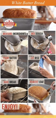 Beginners No Knead White Bread Easy Recipes