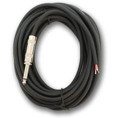 6 Ft Samurai 14Gauge Guiter Amp Speaker Cabinet Cab Lead wire Cable.