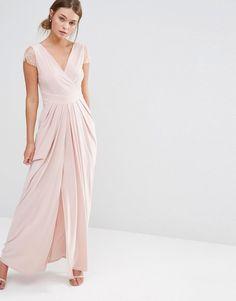 Coast | Coast Cherina Mae Maxi Dress at ASOS