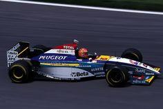Eddie Irvine Jordan - Peugeot 1995
