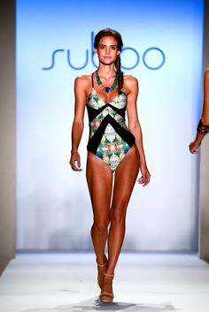 Suboo - Mercedes-Benz Fashion Week Miami, Swim 2013