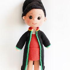 Mesmerizing Crochet an Amigurumi Rabbit Ideas. Lovely Crochet an Amigurumi Rabbit Ideas. Crochet Amigurumi Free Patterns, Crochet Doll Pattern, Crochet Dolls, Mini Amigurumi, Amigurumi Doll, Crochet Simple, Cute Crochet, Lalaloopsy, Little Doll