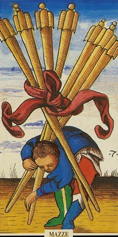 justice and seven of wands relationship