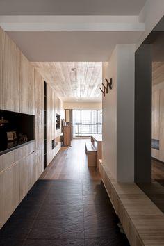 PartiDesign | O apartamento de madeira