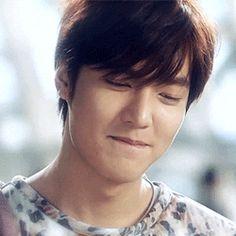 gif - Lee Min Ho