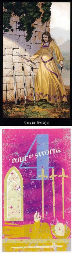 303 Best The Suit Of Swords images in 2019 | Tarot card