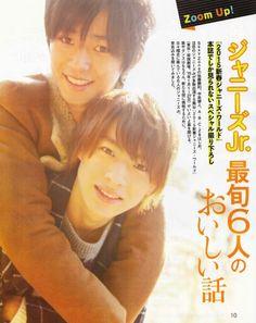 Sho with Ren
