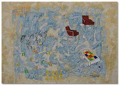 Jason Galarraga Venezuelan contemporary painter