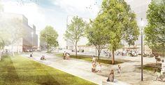 RMP + O&O (2015): Masterplan für die Parkstadt Süd, Köln (DE), via competitionline.com