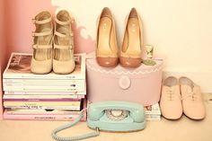 Parkerhawn Vintage: Cotton Candy & Jordan Almonds The pastel trend ...