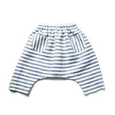 Soor Ploom Striped Harem Pant