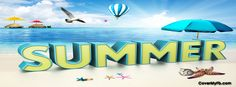 Summer Facebook Covers,