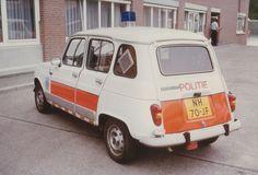 Dutch - 1984 Renault 4 GTL