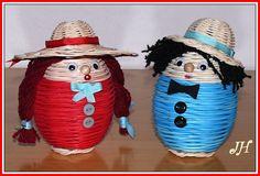 Pan a paní vajíčkovi