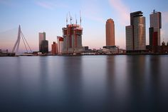 And there's more to this country then our capital. I present you: the skyline of Rotterdam. Rotterdam Skyline, Red Light District, Wooden Clogs, World Cities, Netherlands, New York Skyline, Landscape, Country, Architecture